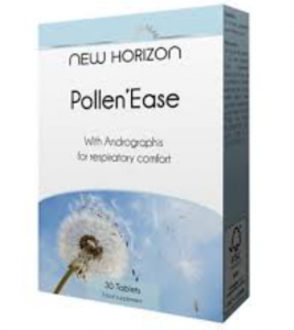 pollen ease for hay fever